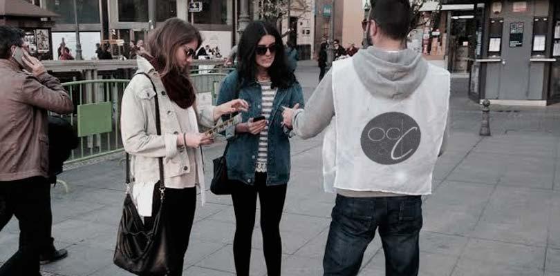 Street Marketing OC&C Agencia de Marketing