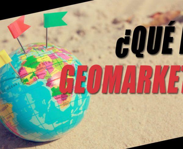 que es el geomarketing OC&C Agencia de marketing 360º