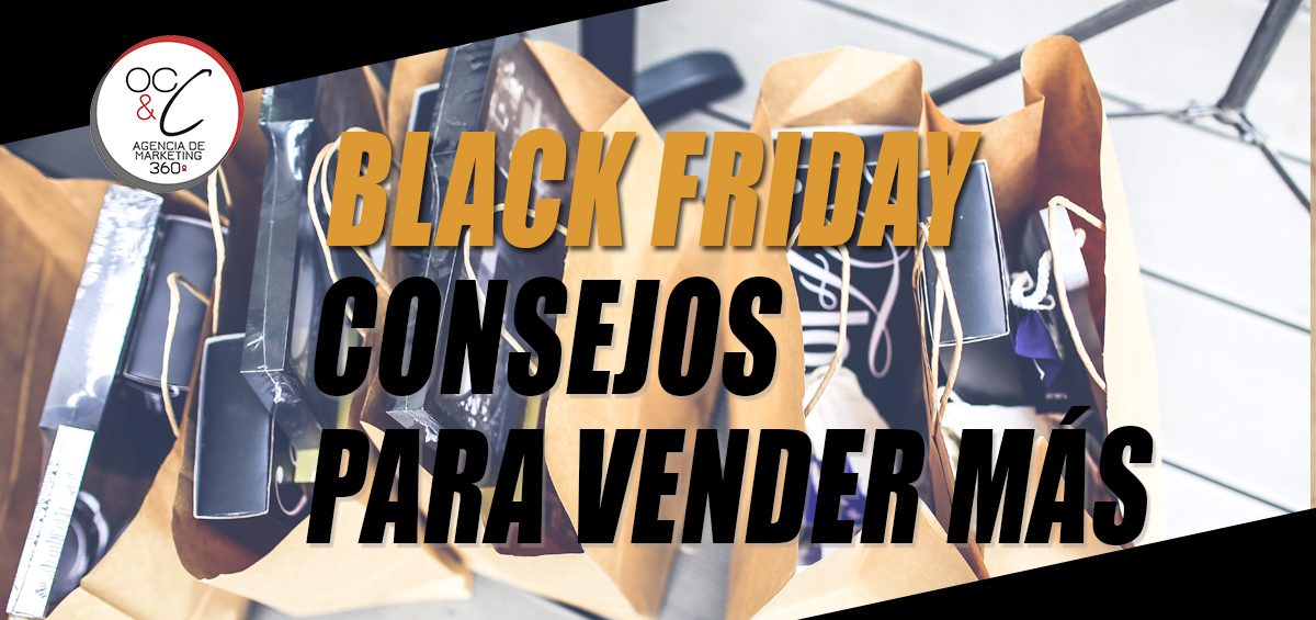 Black Friday Vender mas OC&C Agencia de Marketing Digital