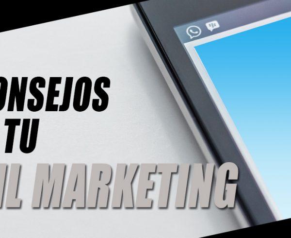 Email marketing OC&C Agencia de marketing 360º