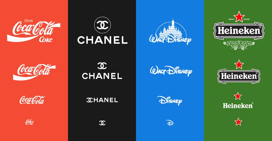 Logos responsive tendencias 2018 en diseño gráfico
