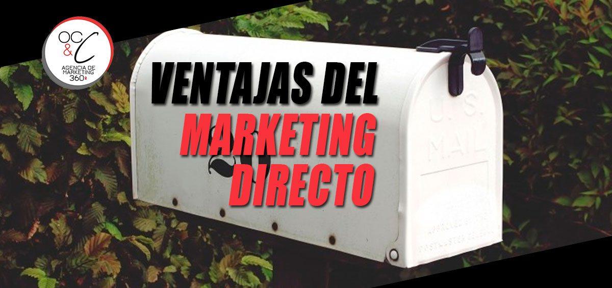 Marketing directo occ Agencia de marketing 360º