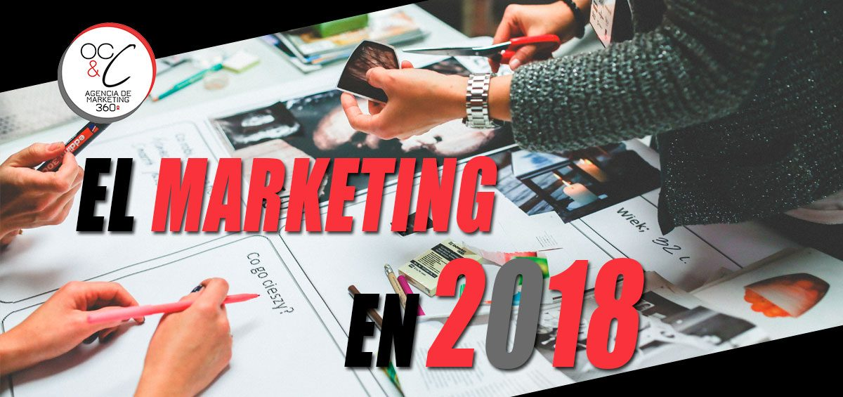 Marketing en 2018 OC&C Formacion
