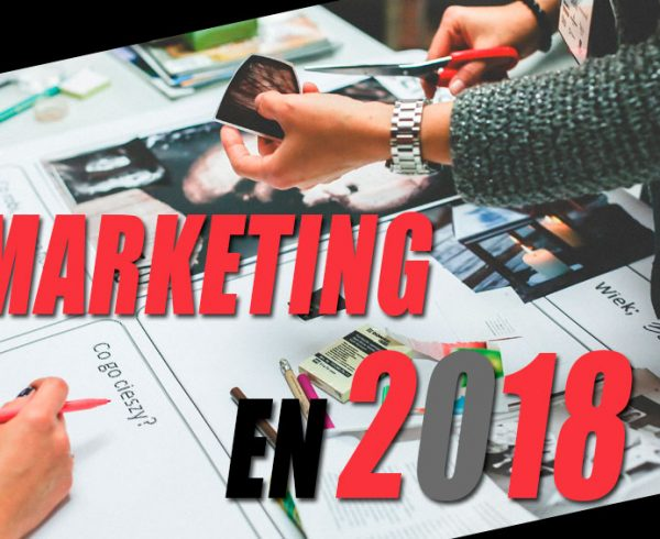 Marketing en 2018 OC&C Formacion