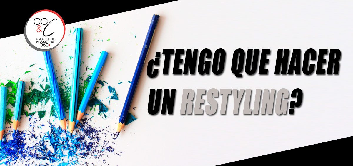 restyling OC&C Agencia de marketing