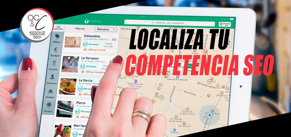 Competencia en SEO OC&C Agencia de Marketing 360º
