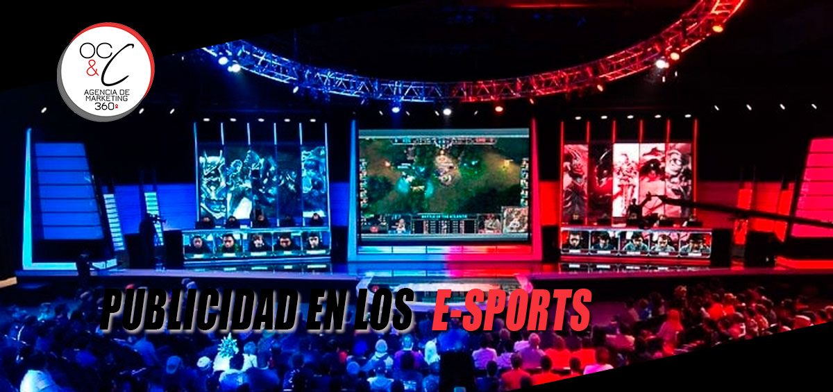 Esports OC&C Agencia de Marketing