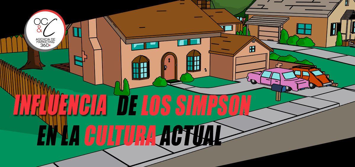 Influencia de los Simpson en la cultura actual