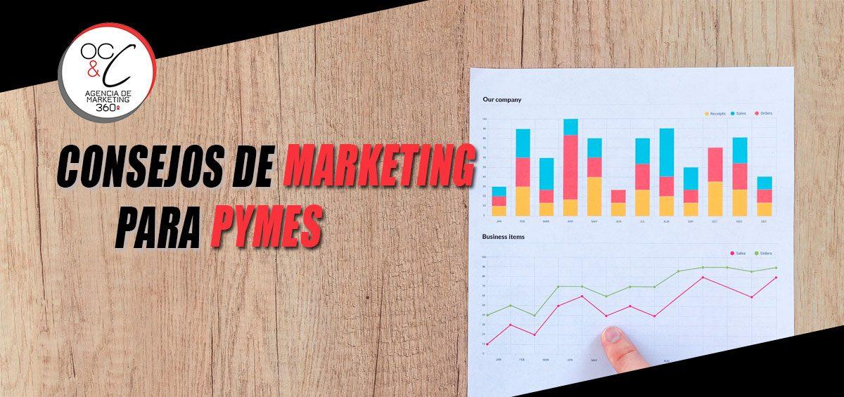 MARKETING PARA PYMES Oc&c aGENCIA DE MARKETING DIGITAL